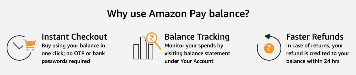 How to use Amazon Pay Balance