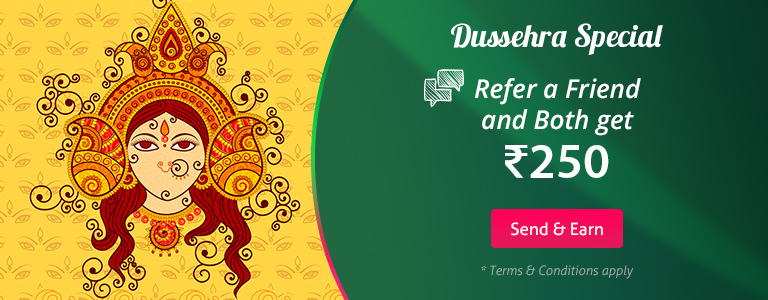 Dussehra Referral Bonus