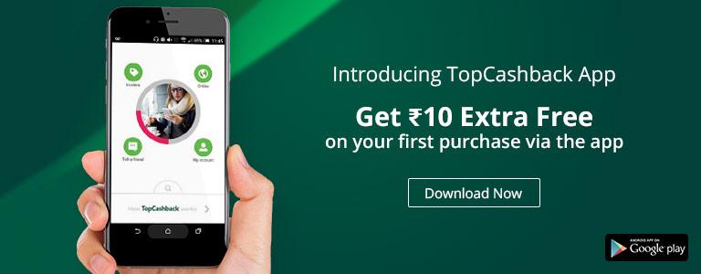 TopCashback India App