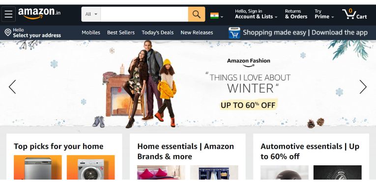 Amazon Online Shopping Offers
