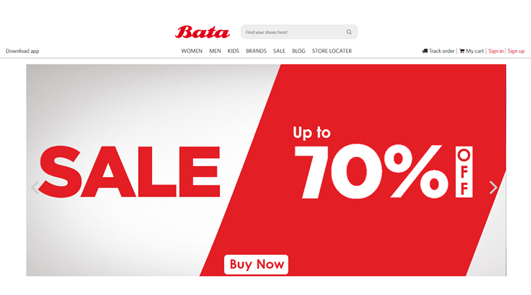 Get the latest Bata discount coupons and promo codes