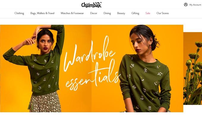 Chumbak Online Offers