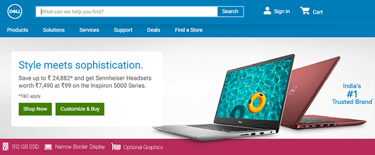 Dell online Store Offers