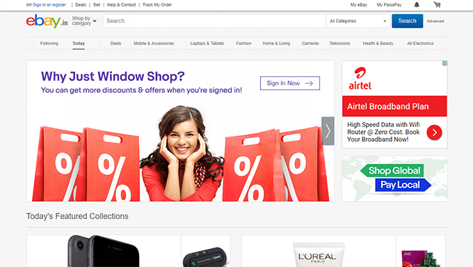 Ebay latest Cashback and Coupons