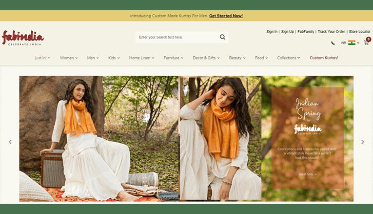 FabIndia Online