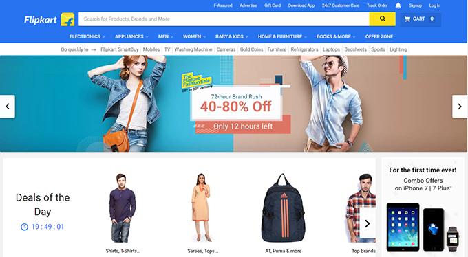 Flipkart Offers, Cashback & Coupons | TopCashback