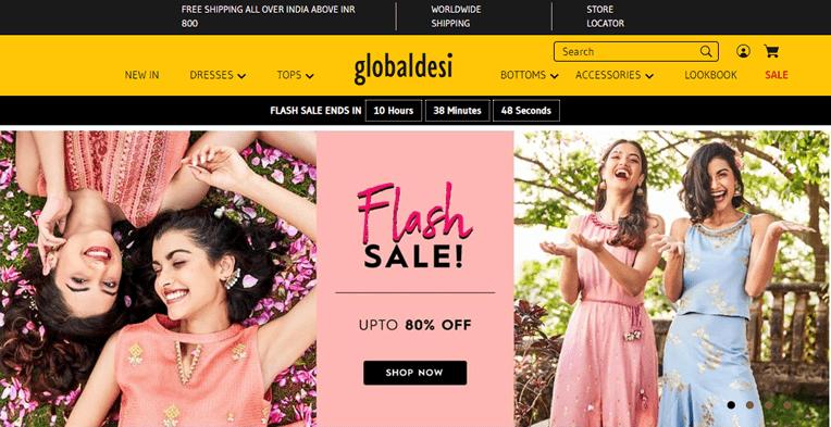Globaldesi offers