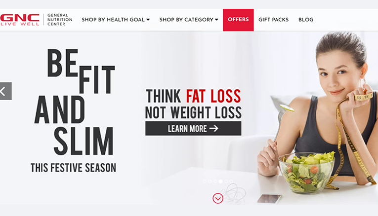 GNC India Coupons & Offers