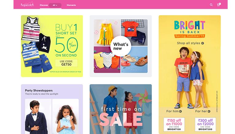 hopscotch online shopping