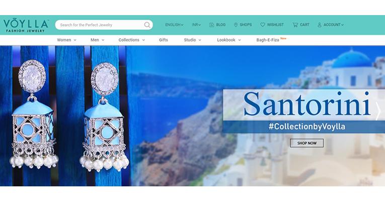 Voylla Online Jewellery Store