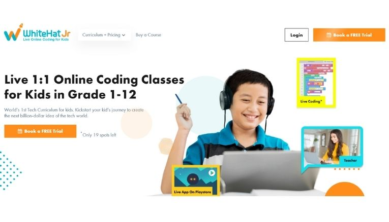 Coding for Kids online