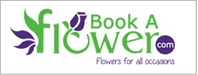 Book A Flower Logo