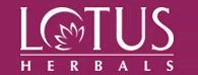 Lotus Herbals Logo