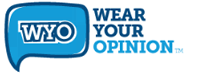 Wear Your Opinion Logo