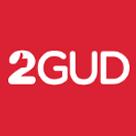 2Gud Square Logo
