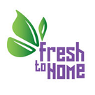 Fresh to Home Square Logo
