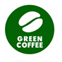 GreenCoffee Square Logo
