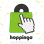Hoppingo Square Logo