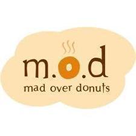 Mad Over Donuts Square Logo