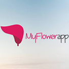 My Flower App Square Logo