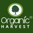 Organic Harvest Square Logo