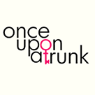 Once upon a trunk Square Logo
