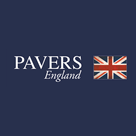 Pavers England Square Logo