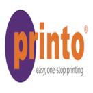 Printo Square Logo