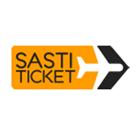 Sasti Ticket Square Logo