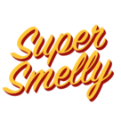 Super Smelly Square Logo