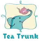 Tea Trunk Square Logo
