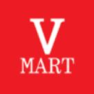 V Mart Square Logo