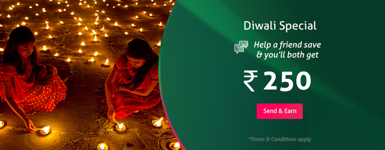 Diwali Referral Bonus
